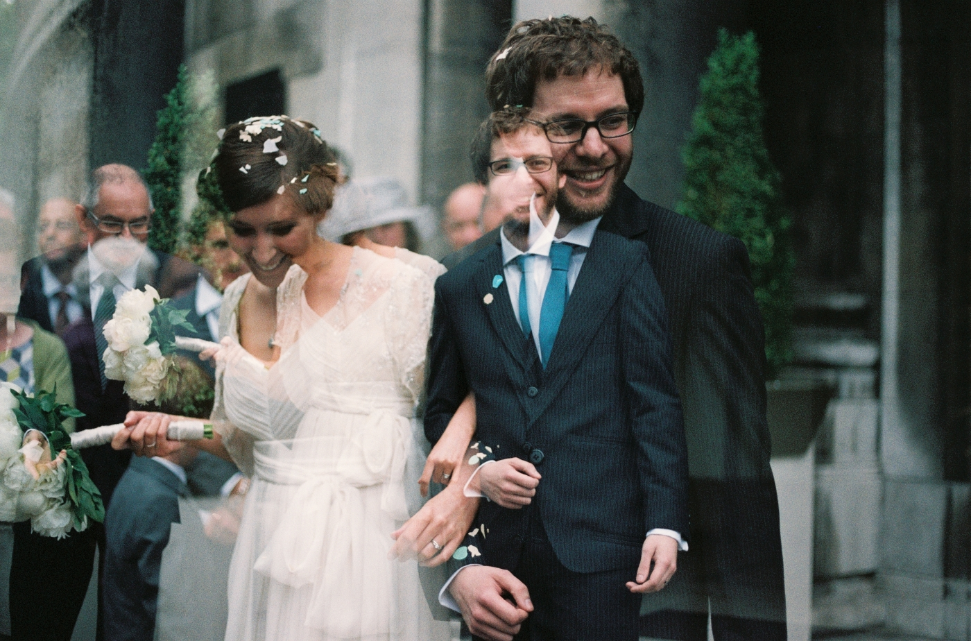 Tim and Hannah Got Married