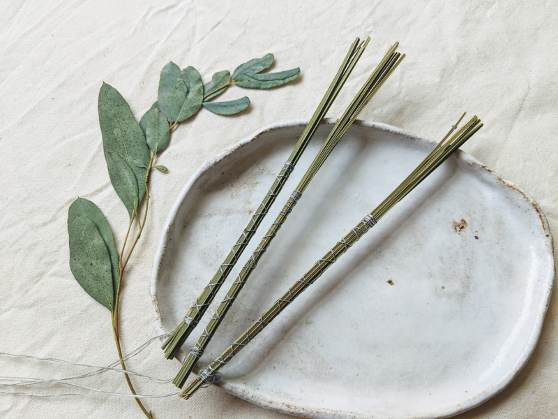 Lavender Burning Sticks, Pack of 3